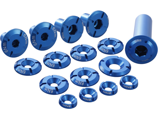 VOTEC Kit de tunning ANO Set de Tunning ANO, blue